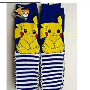 Shoes - pokemon slipper socks
